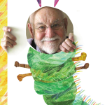 Film Poster Short Documentary Eric Carle: Picture Writer, The Art of the Picture Book #NoHoIFF
