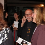 Festival Goers at the 16th Annual Northampton International Film Festival 2012