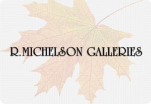 R. Michelson Galleries logo