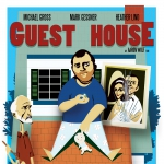 Movie Poster Guest House #NoHoIFF